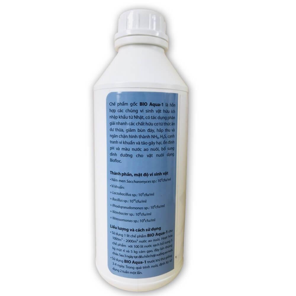 bio aqua-1 nhãn chính