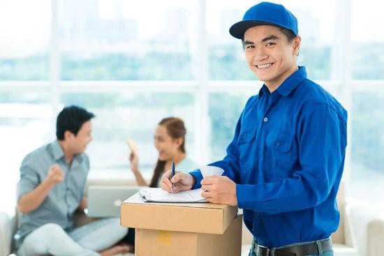 tuyển nhân viên giao hàng