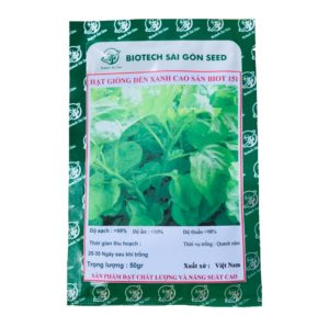 Hạt giống dền xanh cao sản Biot 151