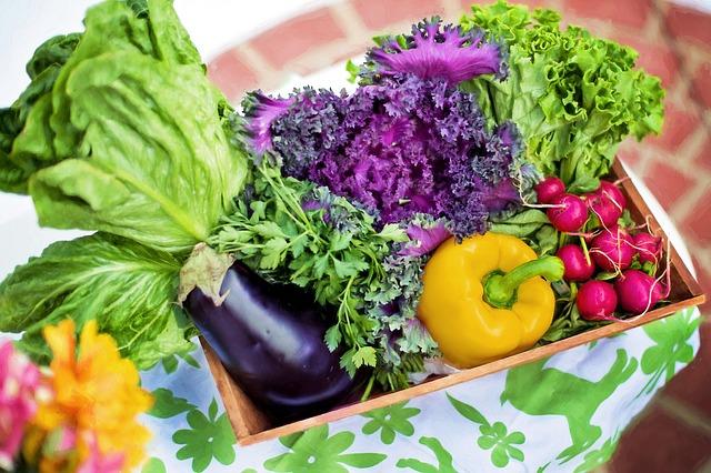 rau hữu cơ là gì